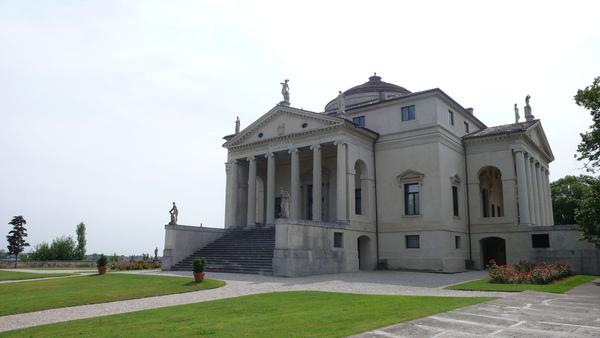 Villa Rotunda Capra