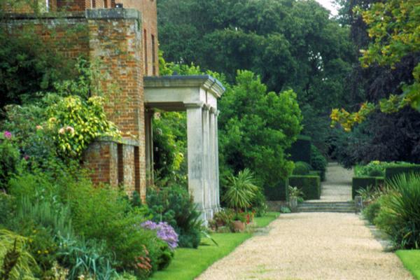 Raveningham Hall Gardens