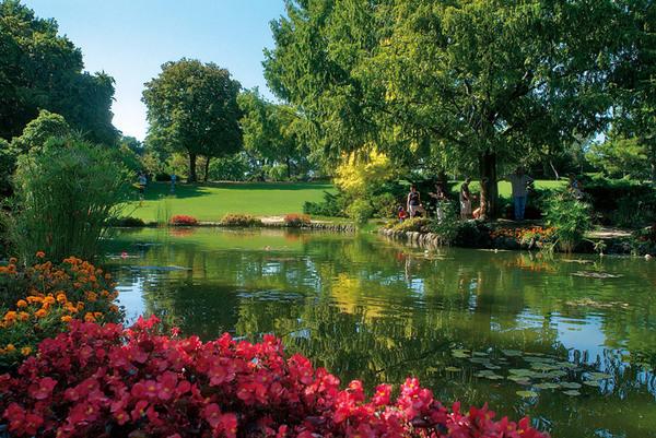 Flowering Lake, Parco Giardino Sigurtà