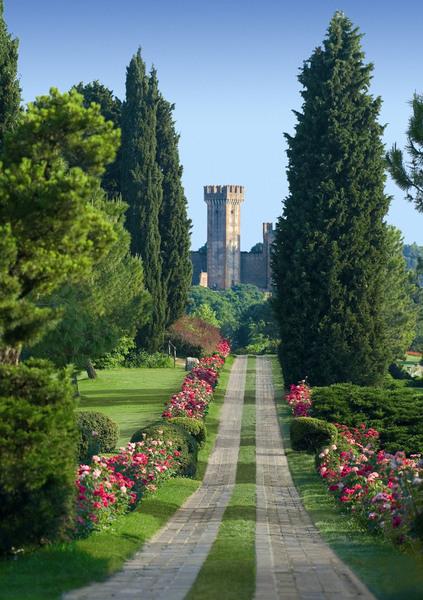 Viale delle Rose, Parco Giardino Sigurtà