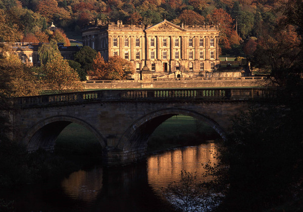Chatsworth Park, Derbyshire