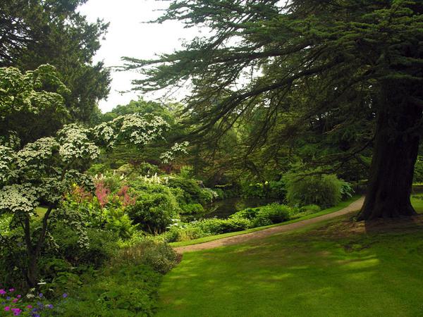 Sezincote Garden, Gloucestershire