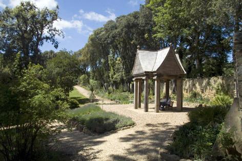 Abbotsbury Gardens, Dorset