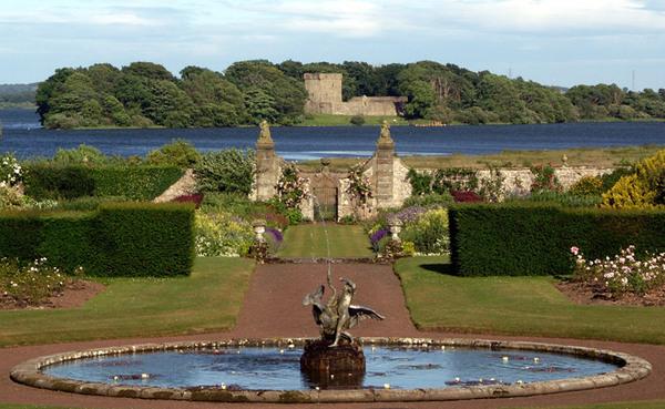 Kinross House Garden, Scotland