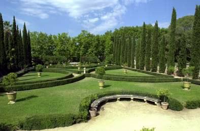 Chateau de Flaugergues, France