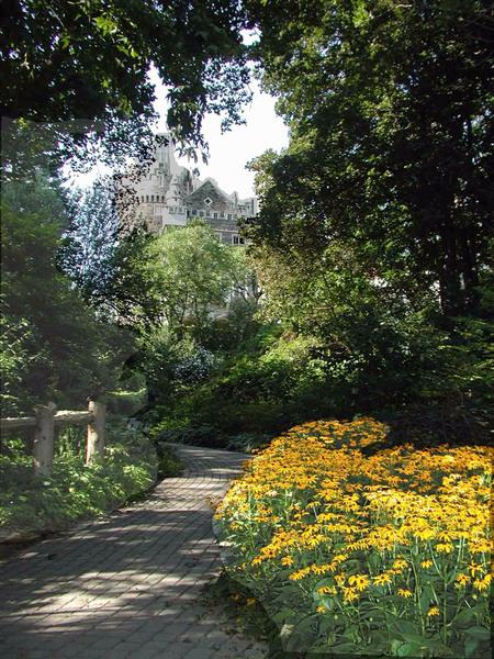 Path, Casa Loma Gardens