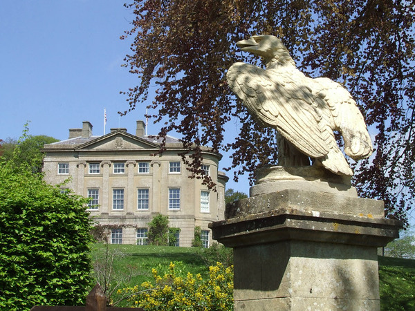 Eagle, Claverton Manor Garden