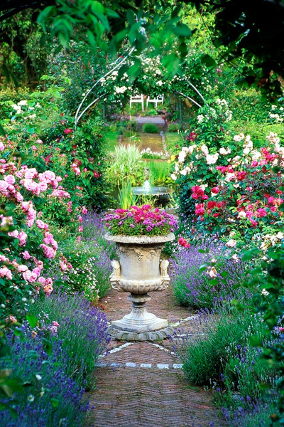 Wemyss Castle Garden, Fife