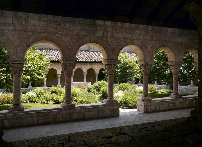 the cloisters gardens