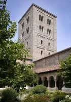 Medium cloisters tower summer original