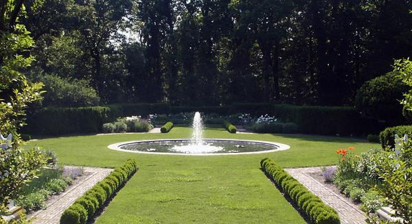 Fountain, Nassau County Sculpture Garden