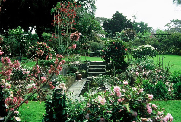 Sunken Garden, Tikorangi