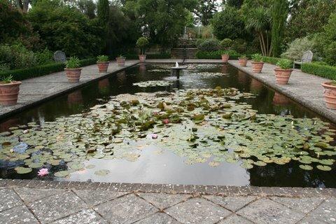 Borde Hill Italian Garden