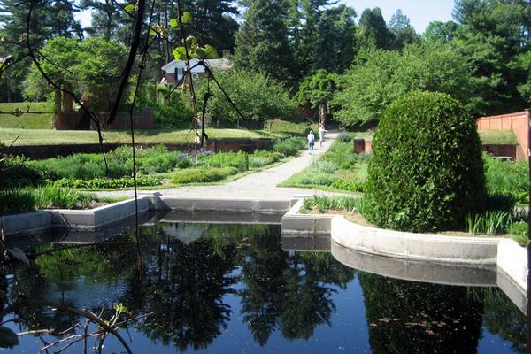 Pool, Vanderbilt Mansion