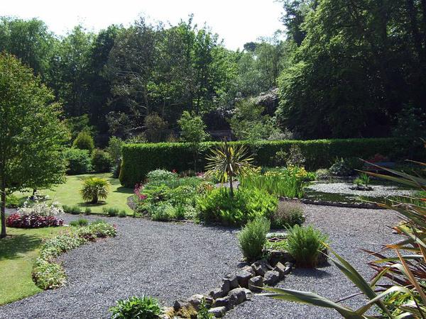 Dunskey Gardens, Portpatrick