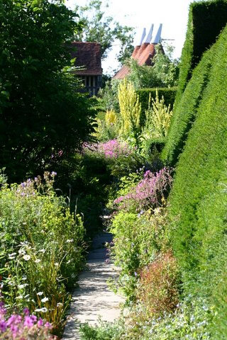 Great Dixter Garden, Summer 2008