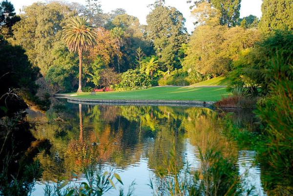 Royal Botanic Gardens Melbourne, Australia