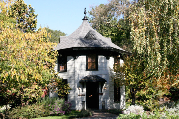 Octagonal House, Marin Art & Garden Center