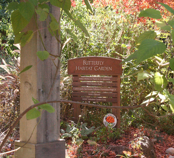 Butterfly Garden, MAGC