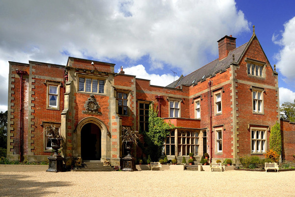 Otterburn Hall, Northumberland