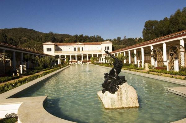 The Getty Villa Malibu, California