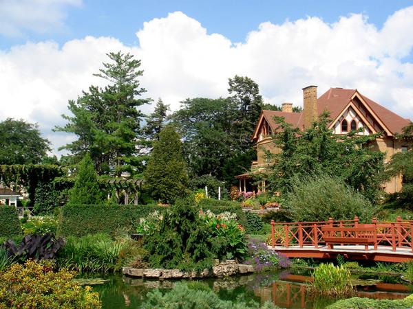 Allen Centennial Gardens, Wisconsin