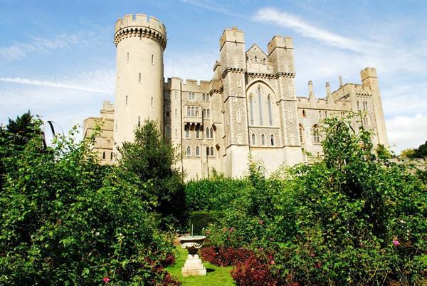 Arundel Castle Garden