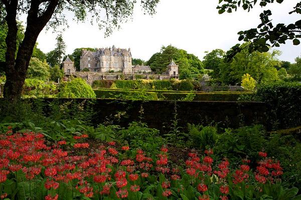 Torosay Castle Garden, Isle of Mull