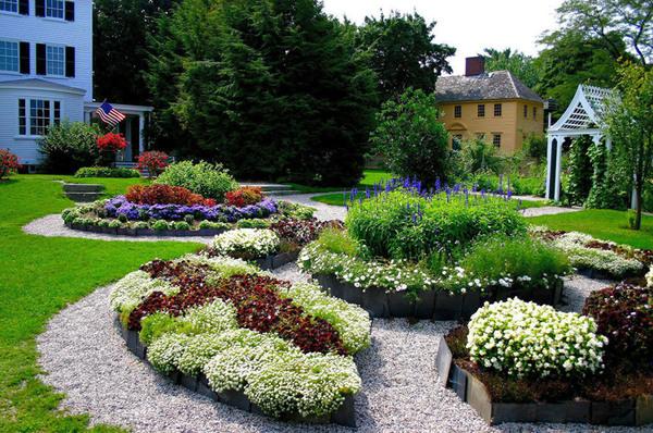 Strawbery Banke Gardens, New Hampshire