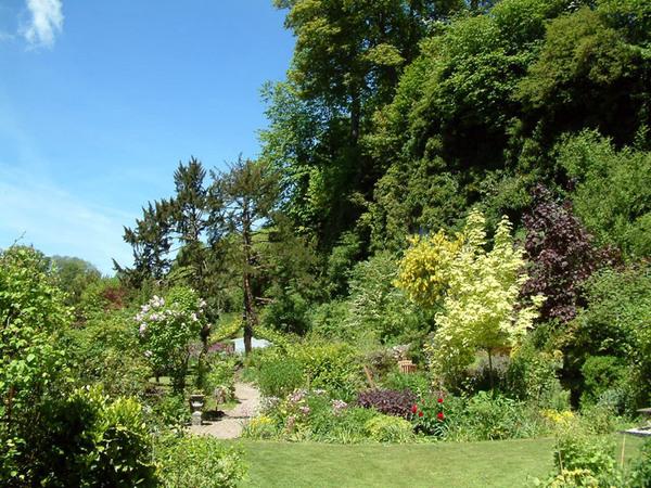 Cascades Gardens, Derbyshire