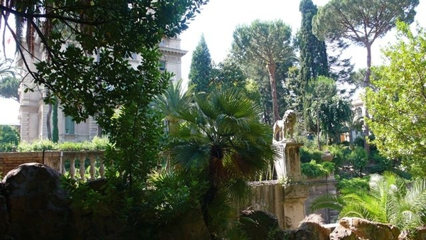 Villa Ludovisi, Italy