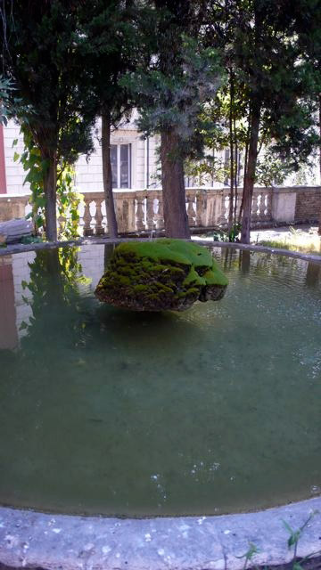 Fountain, Villa Ludovisi