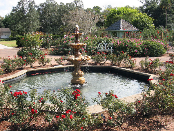 Harry P Leu Gardens, Florida