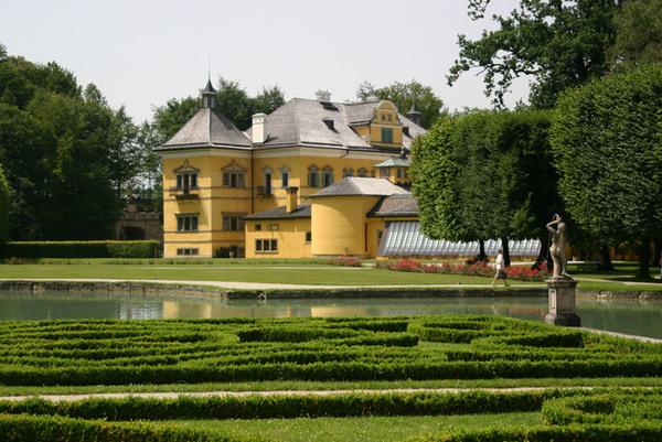 Schloss Hellbrunn, Austria
