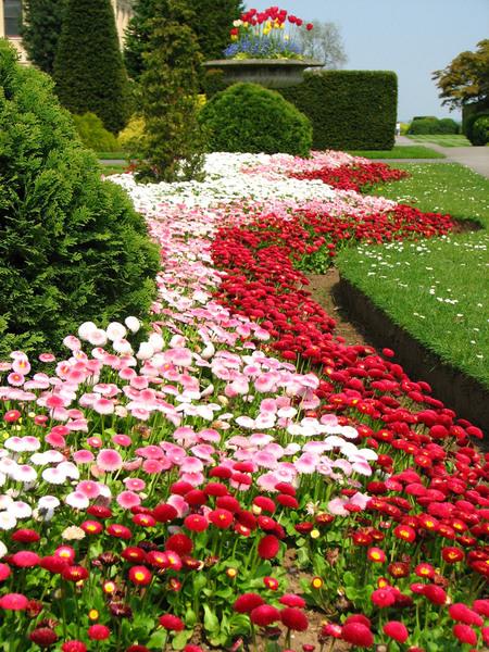 Brodsworth Hall Garden, South Yorkshire