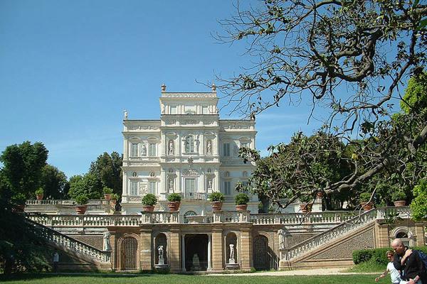 Hotel Villa Doria Pamphili