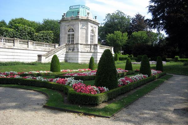 Sunken Garden, The Elms