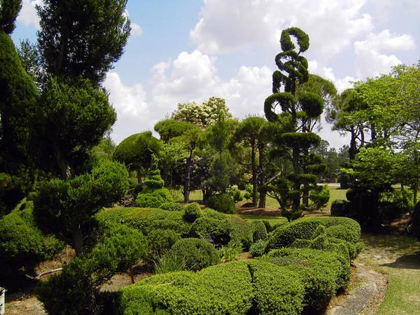 Pearl Fryar's Topiary Garden, South Carolina
