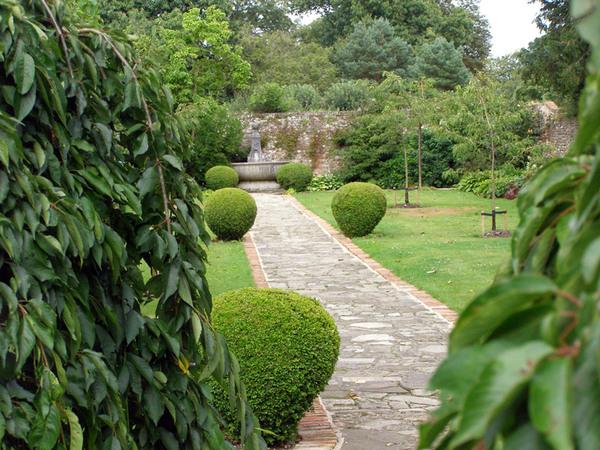Greys Court Garden, Oxfordshire