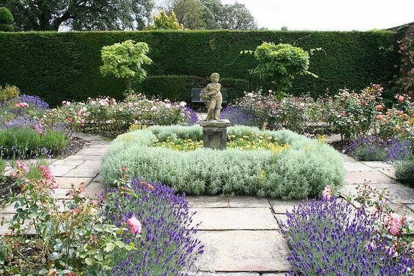 Arley Hall Gardens, Cheshire