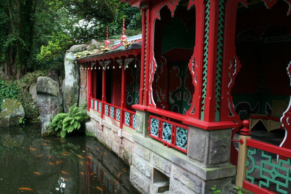 Biddulph Grange Garden, England