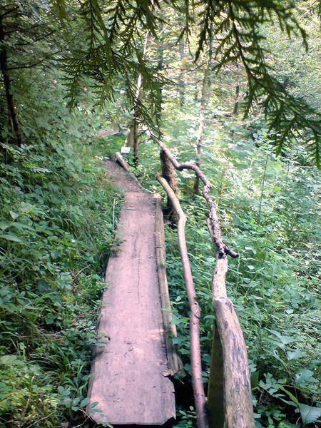 Trail, Schloss Amerang
