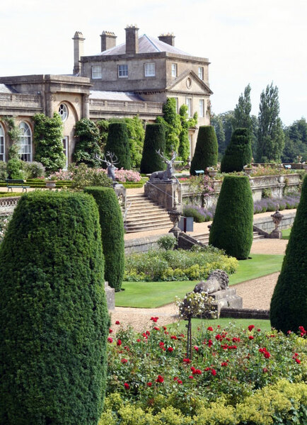 Bowood Gardens, July 2008