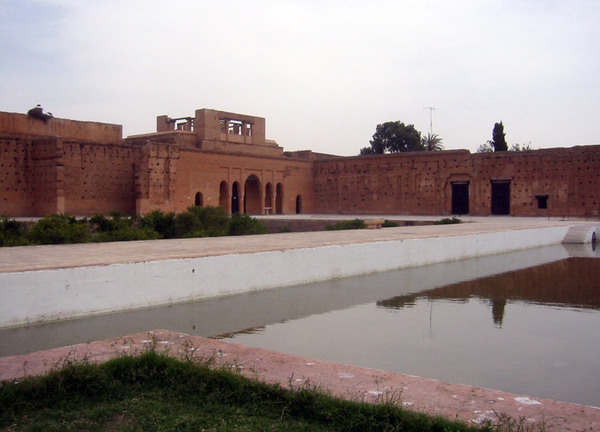 Badi Palace, Marrakech