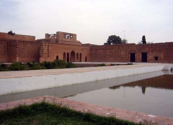 Badi Palace, Marrakech