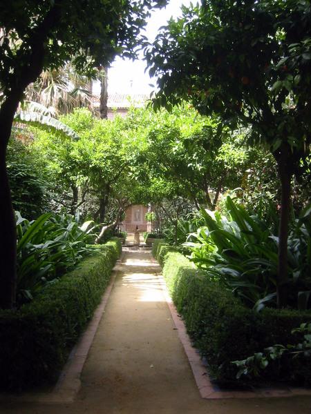 Path, Casa de Pilatos