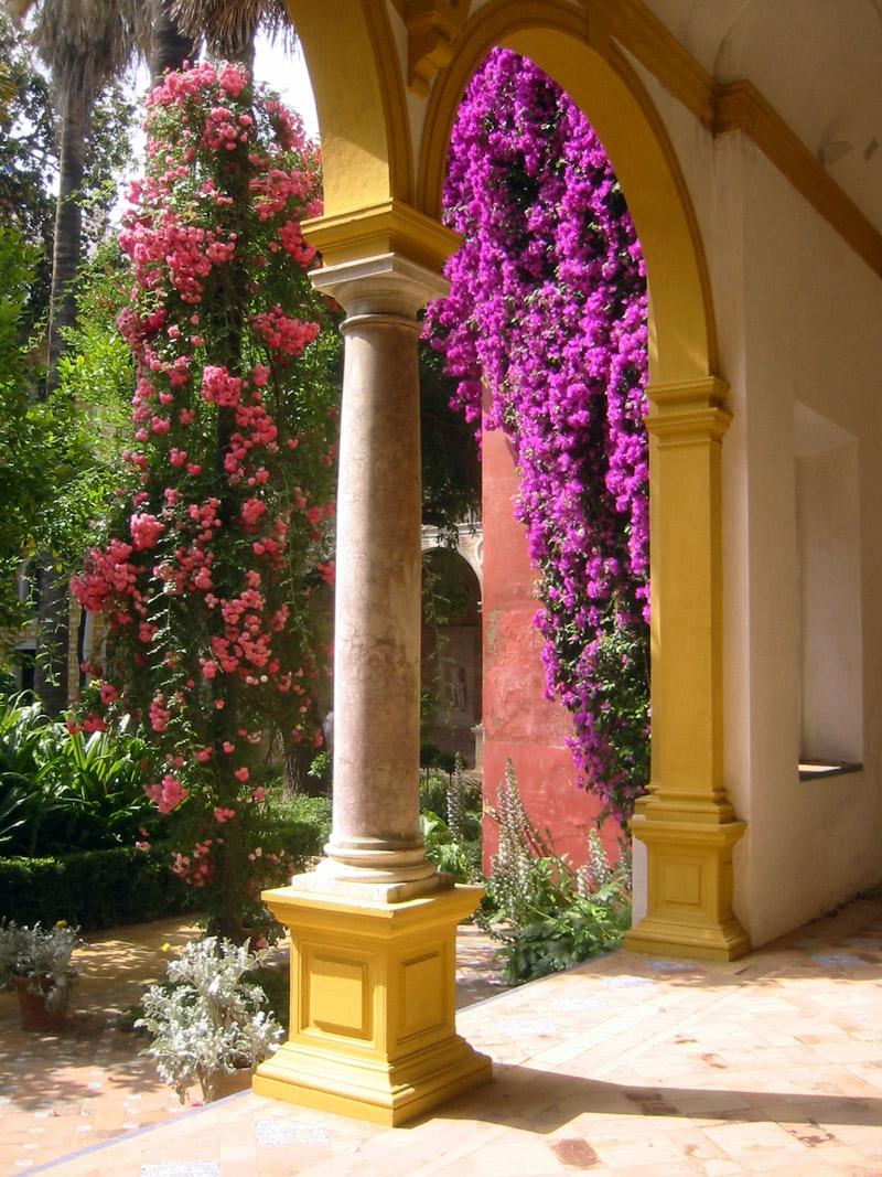 Casa de Pilatos Garden