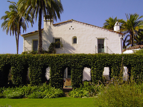 Casa del Herrero, Montecito