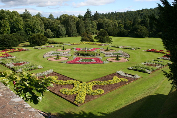 Drumlanrig Castle, July 2008