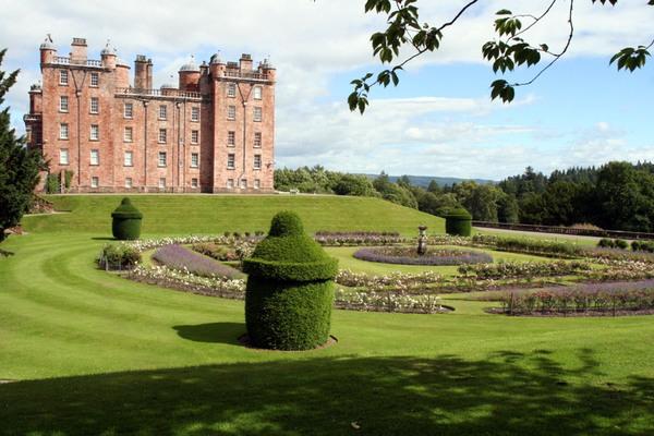 Drumlanrig Castle, 2008